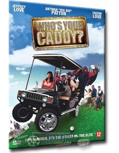 Who's Your Caddy - Big Boi, Jeffrey Jones, Terry Crews - DVD (2008)