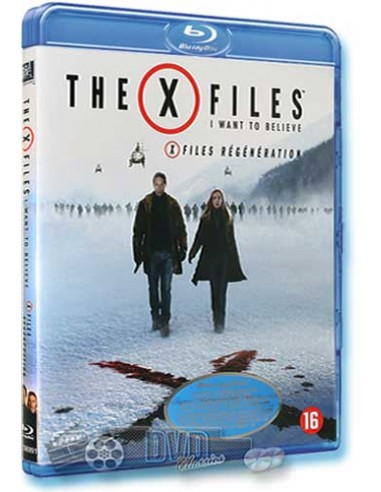 X Files - I Want to Believe - David Duchovny - Blu-Ray (2008)