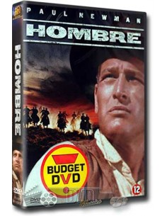 Hombre - Paul Newman, Richard Boone, Barbara Rush - DVD (1967)