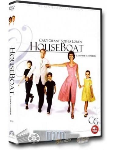 Houseboat - Cary Grant, Sophia Loren - DVD (1958)