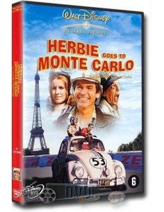Herbie goes to Monte Carlo - Don Knotts, Dean Jones - DVD (1977)
