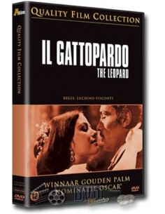 Il Gattopardo - Claudia Cradinale, Alain Delon - DVD (1963)