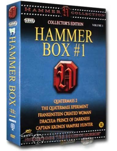 Hammerbox Box 1 - DVD