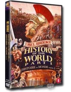 History of the World Part 1 - Mel Brooks, Dom DeLuise - DVD (1981)