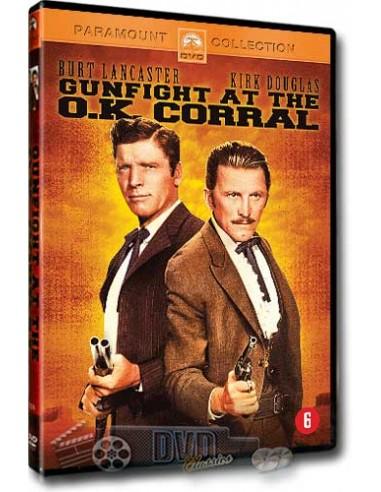 Gunfight at O.K. Corral - Burt Lancaster, Kirk Douglas - DVD (1957)