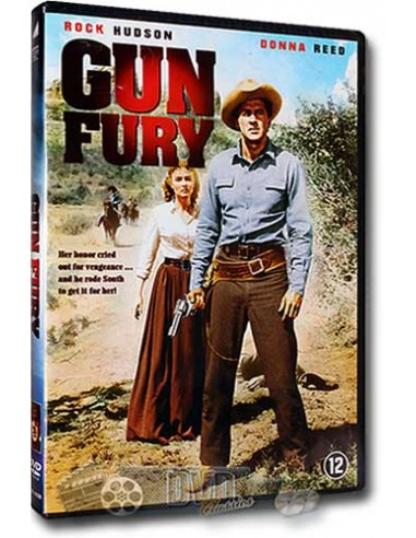 Gun Fury - Rock Hudson, Donne Reed, Lee Marvin - DVD (1953)