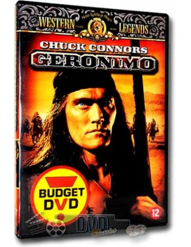 Geronimo - Chuck Connors, Burt Lancaster, Susan Clark - DVD (1962)