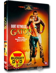Gator - Burt Reynolds, Lauren Hutton - DVD (1976)