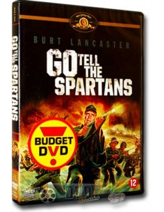 Go Tell the Spartans - Burt Lancaster - DVD (1978)