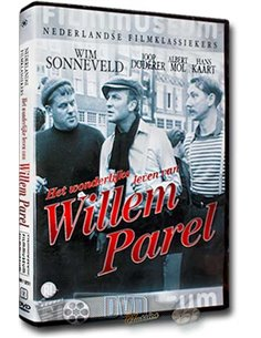 Het Wonderlijke leven van Willem Parel - Wim Sonneveld - DVD (1955)