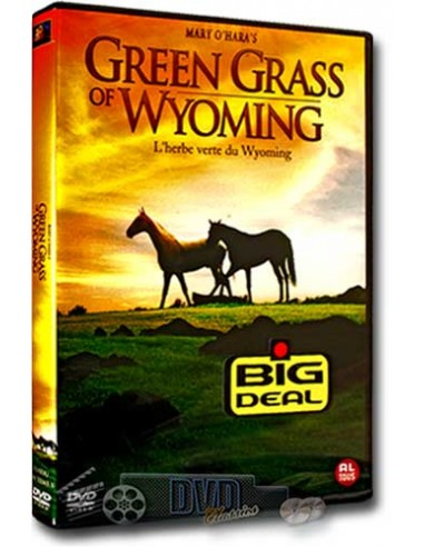Green Grass of Wyoming - Louis King - DVD (1948)