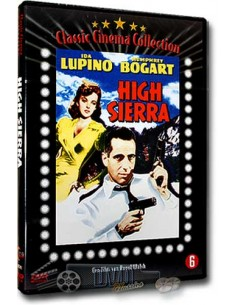 High Sierra - Humphrey Bogart - Raoul Walsh - DVD (1941)