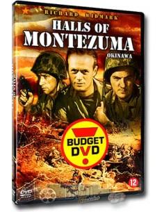 Halls of Montezuma - Richard Widmark - Lewis Milestone - DVD (1950)