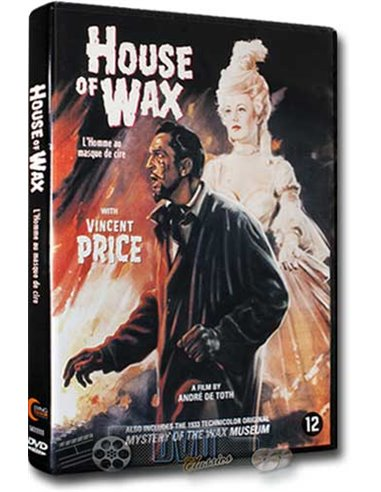 House of Wax - Vincent Price - DVD (1953)