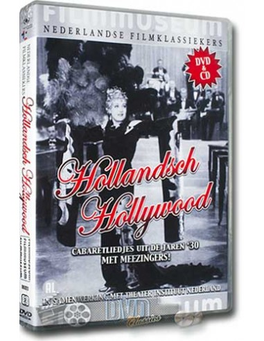 Hollandsch Hollywood - Fien de la Mar - Ernst Winar - DVD (1933)