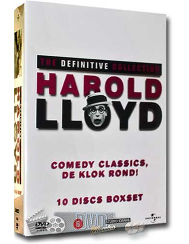 Harold Lloyd Definitive Collection (2008)