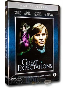 Great Expectations - James Mason, Michael York - DVD (1974)