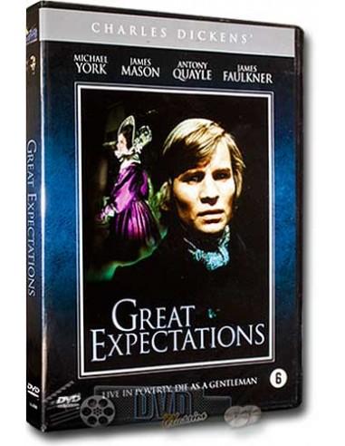 Great Expectations - James Mason, Michael York - DVD (1974)