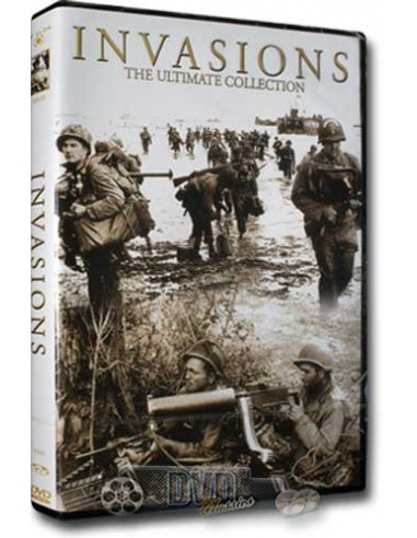 Invasions - DVD (2009)