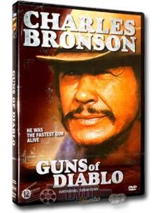 Guns of Diablo - Charles Bronson, Kurt Russelll - DVD (1964)