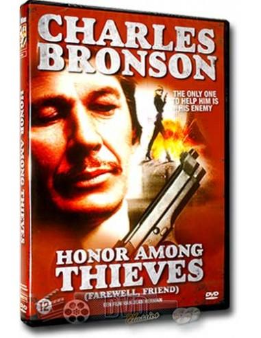 Honor Among Thieves - Charles Bronson - Jean Herman - DVD (1968)