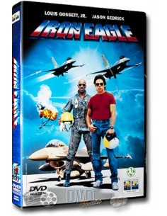 Iron Eagle - Jason Gedrick, Louis Gossett Jr. - DVD (1986)