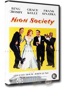 High Society - Bing Crosby, Frank Sinatra, Grace Kelly - DVD (1956)