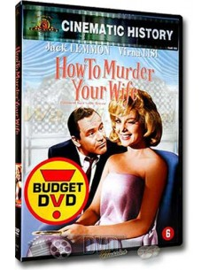 How To Murder Your Wife - Jack Lemmon, Virna Lisi - DVD (1965)