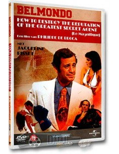 How to Destroy the Reputation of the Greatest Secret Agent - DVD (1973)