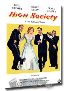 High Society - Bing Crosby, Grace Kelly, Frank Sinatra - DVD (1956)