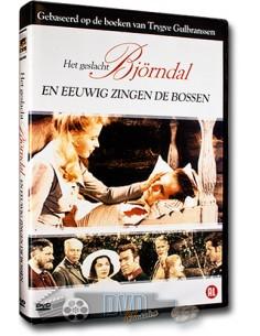 Het geslacht Bjorndal - En eeuwig zingen de bossen - DVD (1959)