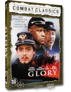 Glory - Denzel Washington, Morgan Freeman - DVD (1989)