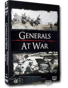 Generals at War - Stalingrad / Kursk - DVD (2010)