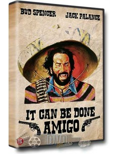 It Can Be Done Amigo - Bud Spencer, Jack Palance - DVD (1972)