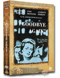 Goodbye Again - Ingrid Bergman, Yves Montand - DVD (1961)