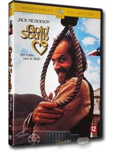 Goin' South - Jack Nicholson, Mary Steenburgen - DVD (1978)