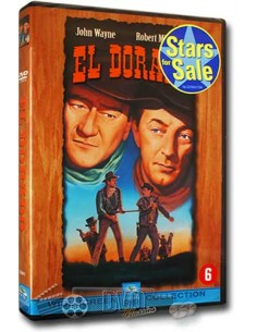 John Wayne in El Dorado - James Caan, Robert Mitchum - DVD (1967)