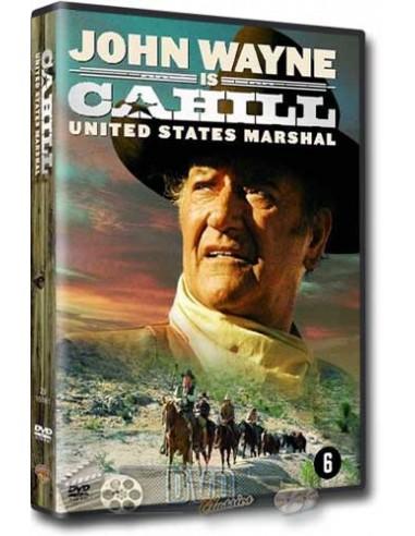 John Wayne in Cahill U.S. Marshal - George Kennedy - DVD (1973)