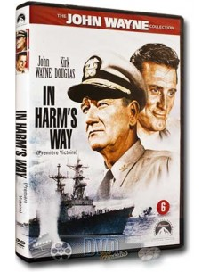 John Wayne - In Harms Way - Kirk Douglas - DVD (1965)