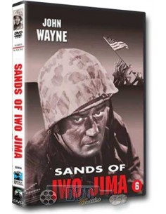 John Wayne - Sands of Iwo Jima - Allan Dwan - DVD (1949)