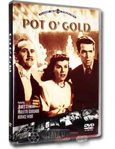James Stewart - Pot o' Gold - Paulette Goddard - DVD (1941)
