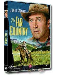 James Stewart in The Far Country - Walter Brennan - DVD (1954)