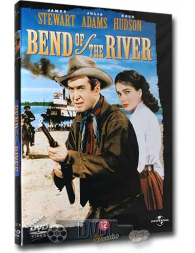 James Stewart in Bend of the River - Arthur Kennedy - DVD (1952)