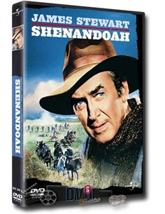 James Stewart in Shenandoah - Katharina Ross - DVD (1955)