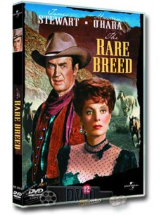 James Stewart in The Rare Breed - Maureen O'Hara - DVD (1966)