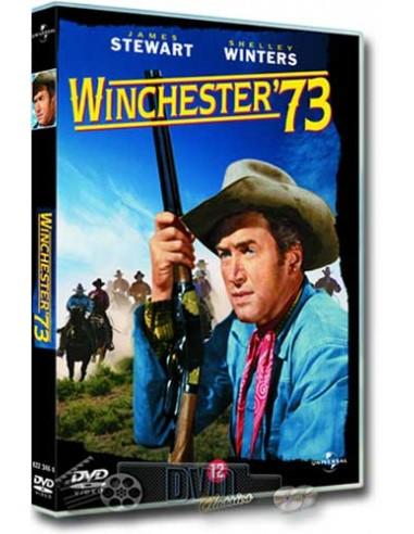 James Stewart in Winchester '73 - Shelley Winters - DVD (1950)