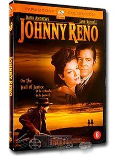 Johnny Reno - Jane Russell - DVD (1966)
