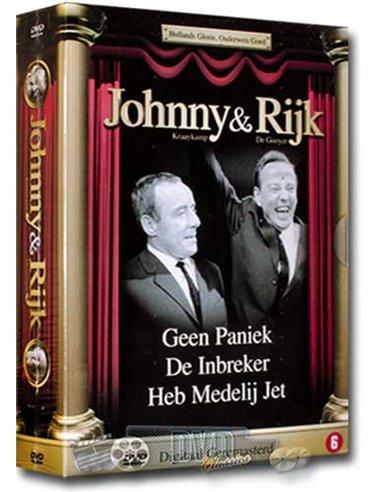 Johnny & Rijk - John Kraaikamp, Rijk de Gooyer [3DVD] - DVD