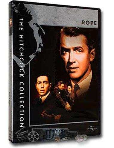 James Stewart in Rope van Alfred Hitchcock - DVD (1948)