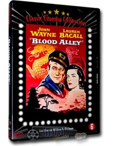 John Wayne in Blood Alley - Lauren Bacall - DVD (1955)